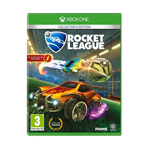 Rocket League: Collector's Edition - NEW CONTENT VERSION (Xbox One)