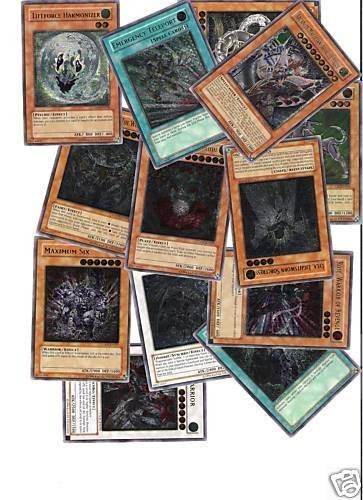(YuGiOh Assorted Card Lot - 20 Mint Holo Cards - 10 Rares, 6 Super, 3 Ultra Rare, 1 Ultimate (Varies))