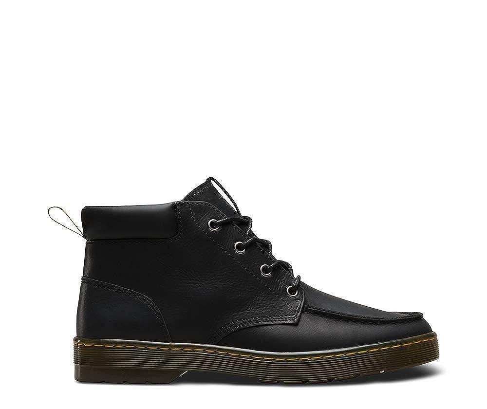 Dr. Martens Schwarz Herren Wilmot Klassische Stiefel Schwarz Martens (Black Wyoming And Black Pu - Polyurethane 001) b37ac9