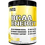 Evlution Nutrition BCAA Energy - High Performance, Energizing Amino Acid Supplement for Muscle Building, Recovery, and Endurance (Pineapple, 30 Servings)