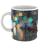 Westlake Art - Rain Window - 11oz Coffee Cup Mug - Modern Picture Photography Artwork Home Office Birthday Gift - 11 Ounce (E0DA-BD15A)