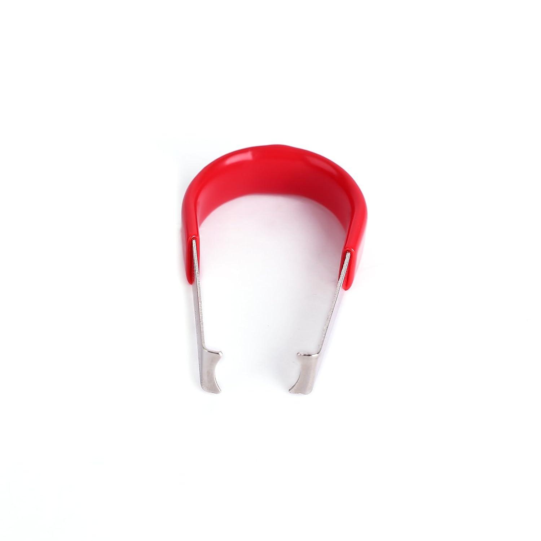 SurePromise One Stop Solution for Sourcing Universal Abzieher Abziehaken f/ür 17mm 19mm Radschraubenkappen Felgenschloss