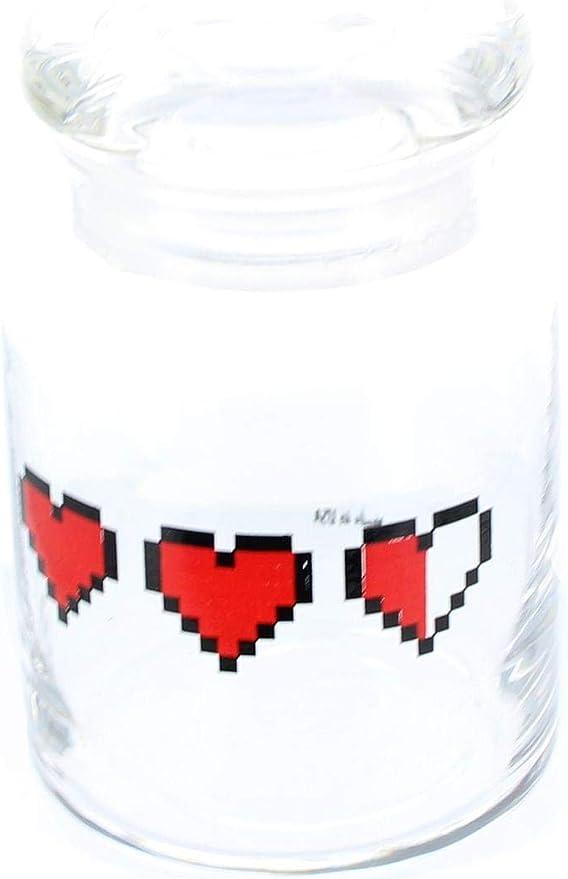 Legend of Zelda The 8-Bit Apothecary Jar Nerd Block