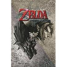 The Legend of Zelda Twilight Princess Nintendo High Fantasy Video Game Series Crest Poster - 12x18