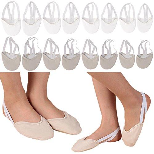 Danse Ballet Pour Et De Chair Femme Gym Filles Confortable Durable Lunji Yoga Chaussons wR6zI4xIq