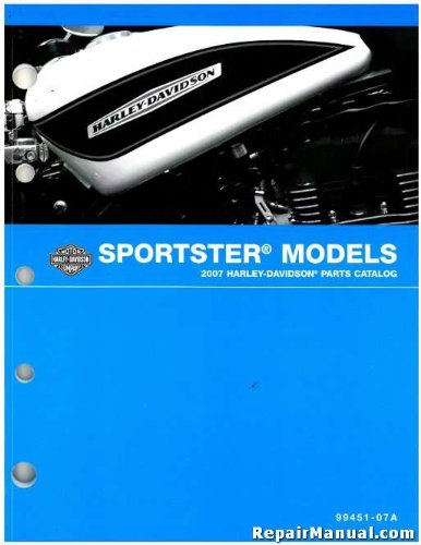 Official Harley Davidson Parts - 8