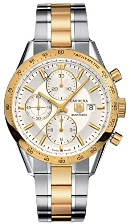 536bfa282261 Image Unavailable. Image not available for. Color  TAG Heuer Men s  CV2050.BD0789 Carrera Automatic Chronograph Watch