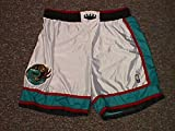 Nick Anderson Memphis Grizzlies Game Worn Shorts