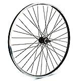 Sta Tru Black ST1 36H Rim Rear Wheel (26X1.5-Inch)
