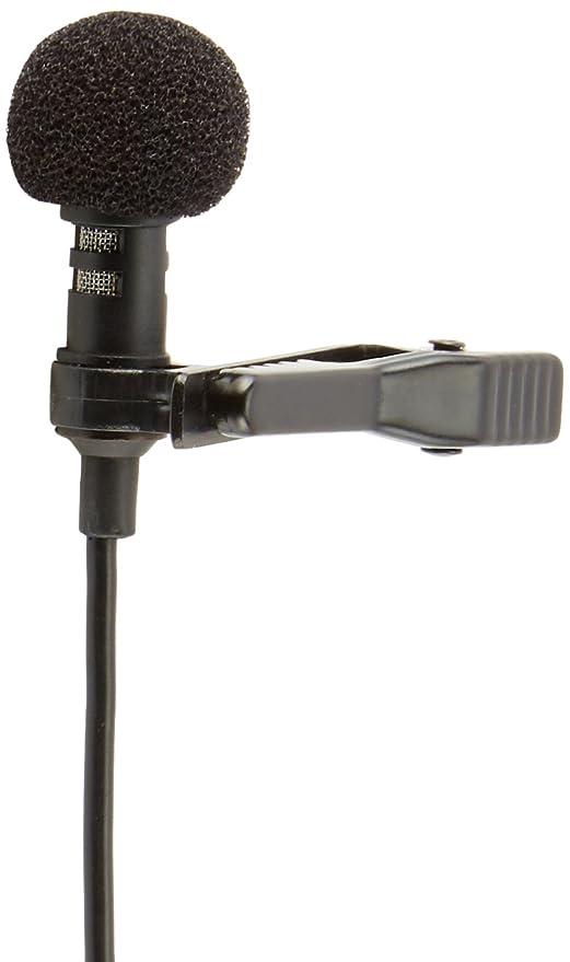 33 opinioni per Microfono Lavalier per iPhone, Smartphone Android & Macbook, con risvolto Clip
