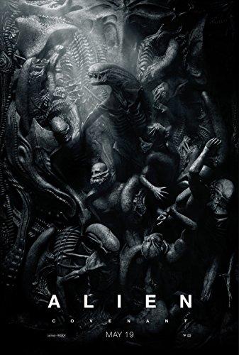 Alien Covenant Movie Poster Limited Print Photo Michael Fassbender Danny McBride Size 8x10 #1 ()