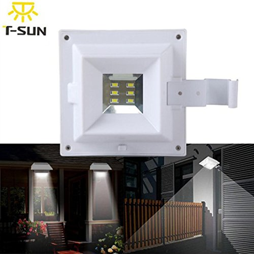 3 6W 60 Led Security Light