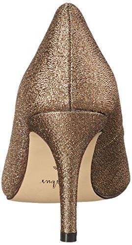Bronze Toba Femme Menbur Escarpins Fermé Bout Or nd0qdHgYw