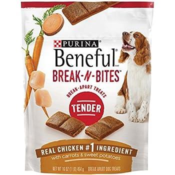 Amazon.com : Purina Beneful Baked Delights Hugs Dog Treats