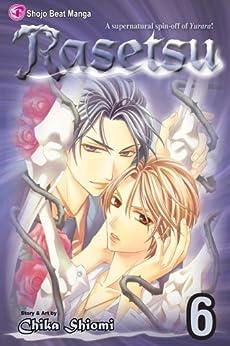 Rasetsu, Vol. 6 by [Shiomi, Chika]