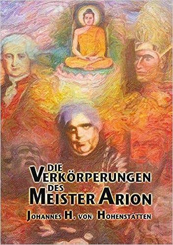 Book Die Verkorperungen Des Meister Arion