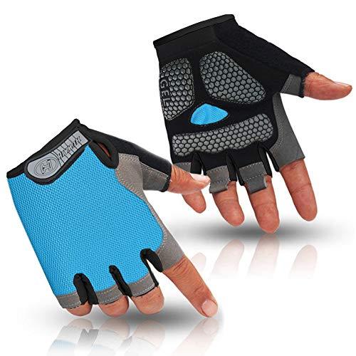 HuwaiH Cycling Gloves Men'sWomen's