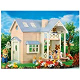 Sylvanian Families Bluebell Cottage parallel import goods (japan import)