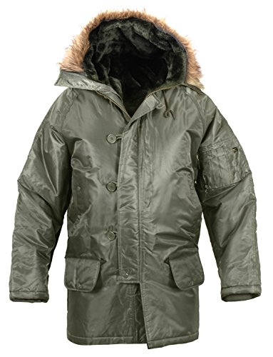 N-3b Hooded Parka - 7