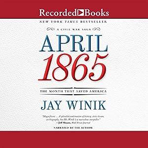 April 1865 Audiobook