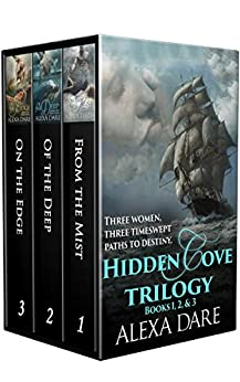 Hidden Cove Trilogy Box Set by [Dare, Alexa]