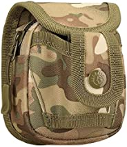 Tactical Slingshot Pack Bag Slingshot Ball Pouch Waist Bag Compact Belt Pouch Slingshot Holder for Outdoor Hun