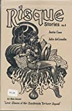 img - for RISQUE STORIES #4 October 1986 book / textbook / text book