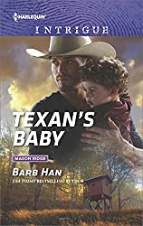 Texan's Baby (Mason Ridge)