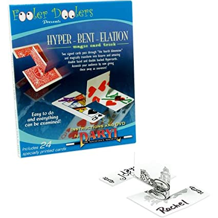 Amazon.com: hyper-bent-elation por fooler dooler: Toys & Games
