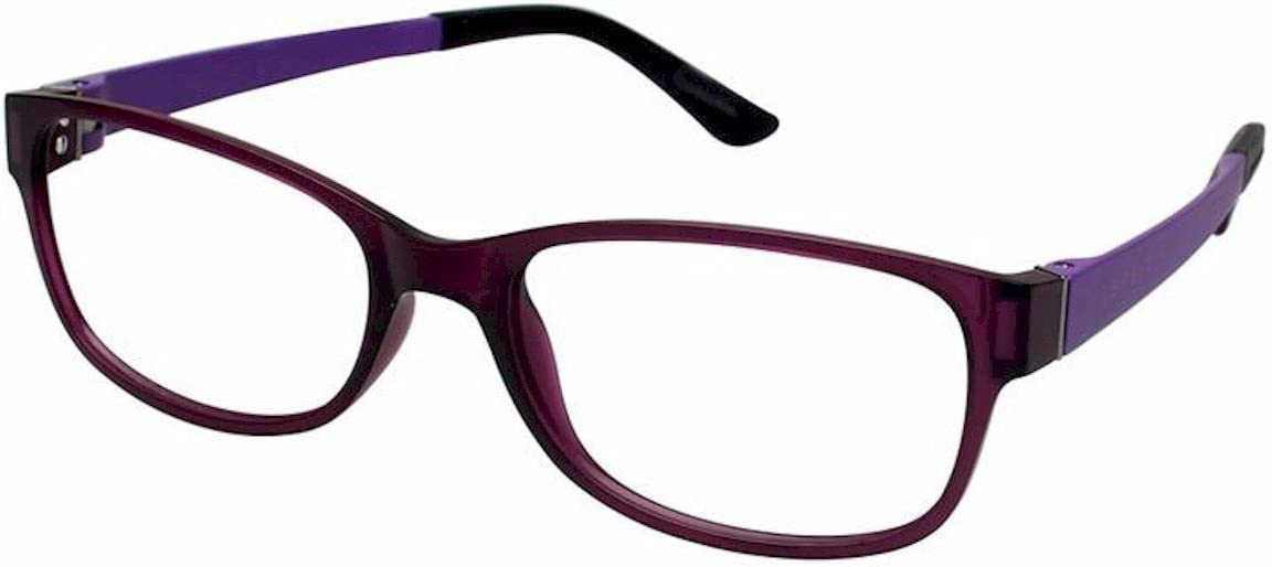 Esprit Womens Eyeglasses ET17494 ET//17494 543 Blue Full Rim Optical Frame 51mm