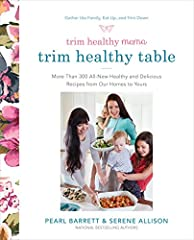 From the bestselling authorsof the Trim Healthy Mama Plan and Trim Healthy Mama Cookbook, a new cookbook for the whole family!The Trim Healthy Mamas have helped hundreds of thousands of women lose weight and live healthier lives with their b...