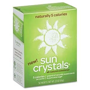 JOJ2365000 - Sun Crystals All-Natural Sweetener