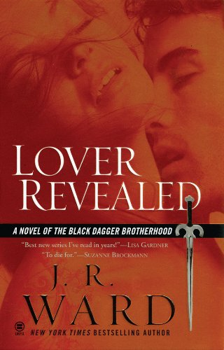 Lover Revealed Black Dagger Brotherhood ebook product image