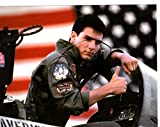 Tom Cruise Autographed 8x10 Top Gun Photo & Video Proof UACC AFTAL