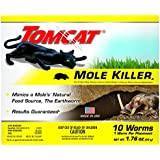 Tomcat Mole Killer - Worm Bait (Box)
