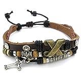 Konov Jewelry Charm Bracelets