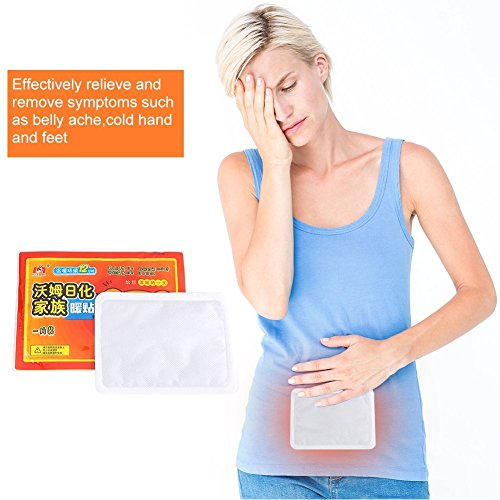 10pcs Warm Sticker,Body Heating Pad Instant Heat Pad for