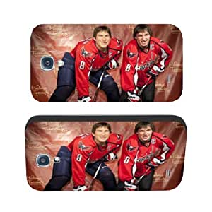 Buy NHL People Star Samsung Galaxy S4 Case Skin for Teen Boys - Washington Capitals NO.8 Guys Alex Ovechkin