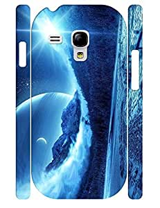 3D Print Fashion Natural Scenery Tough Phone Dust Proof Skin Case for Samsung Galaxy S3 Mini I8200