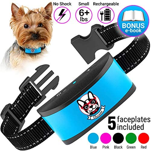 Small Dog Bark Collar Rechargeable product image