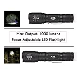 AYL LED Flashlight Tactical Flashlight - [2