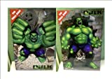 Incredible Hulk Tin Wall Sign Set