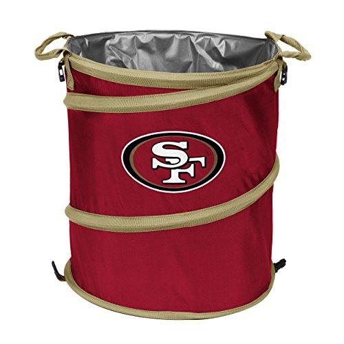 Logo Brands NFL San Francisco 49ers 3-in-1 Cooler