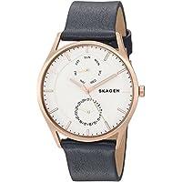 [Patrocinado] Skagen Holst reloj multifunción, Azul