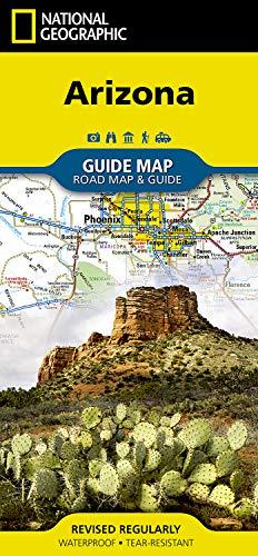 Pdf Travel Arizona (National Geographic Guide Map)
