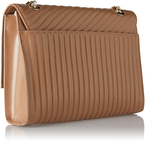 CAVALLI CLASS Celebrity, Womens Shoulder Bag, Beige (Nude), 7x21x30 cm (B x H T)