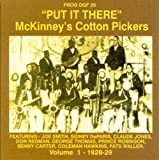 Put It There: 1928-1929 by Mckinney's Cotton Pickers (2013-05-03)