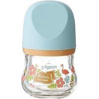 """贝亲 Pigeon *实感 奶瓶 耐热玻璃制品 """"my Precious"""" 帽檐 80ml"""