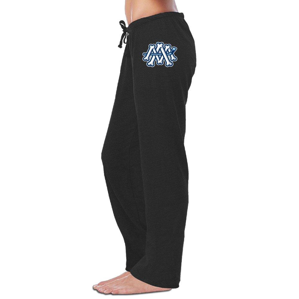 Ice Hockey Team Bones Logo Milwaukee Admirals EcoSmart Fleece Sweatpant Designed For Women