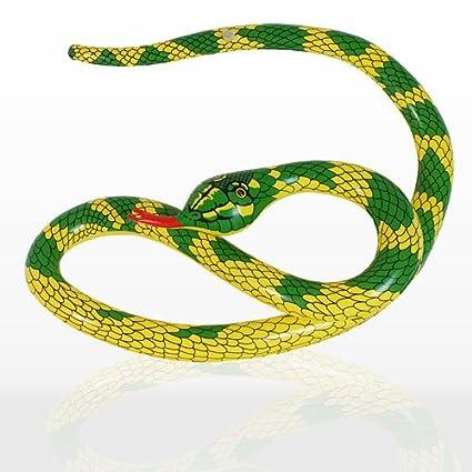 Henbrandt Serpiente Hinchable: Amazon.es: Juguetes y juegos